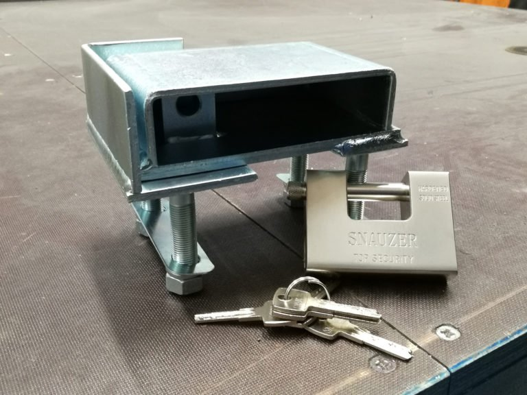 Protective case for a lock